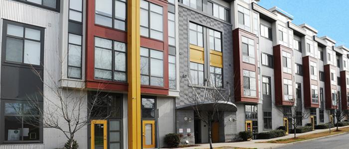 Uptown Charlotte Loft Condos Center City Living