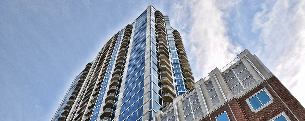 Uptown Charlotte High Rise Condos