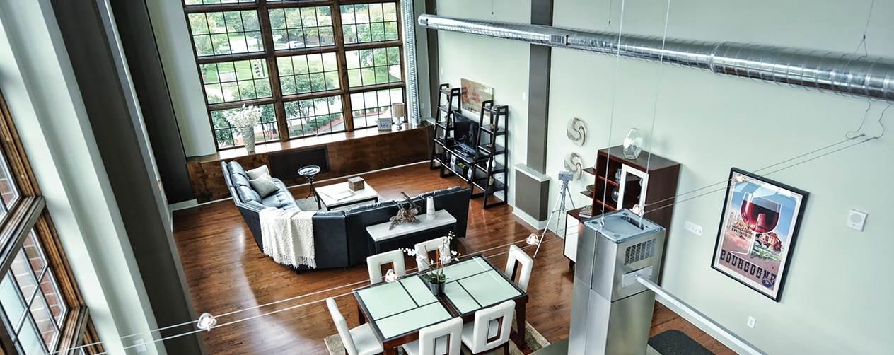 Charlotte Loft Homes