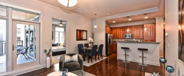 230 South Tryon #401 (SOLD)