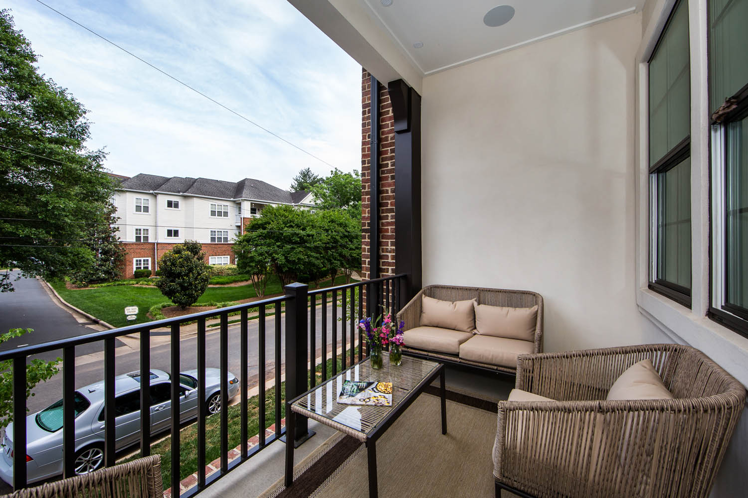 SouthPark City Homes Luxury Charlotte Townhomes Center City Living
